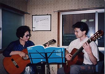 ギター1曲マスター教室