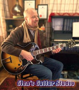 グレンのギタースタジオ