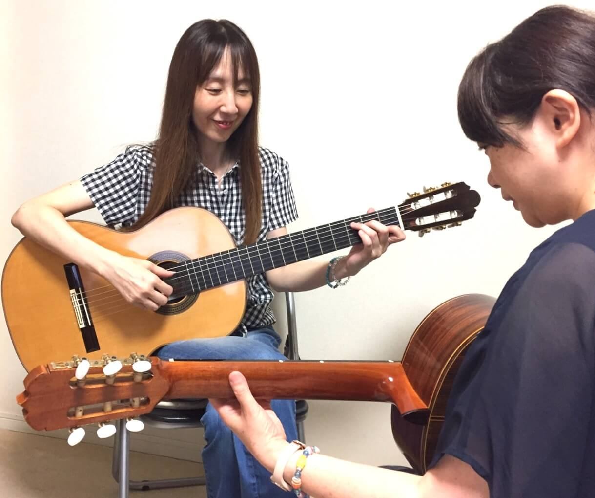 山中美智ギター・マンドリン教室