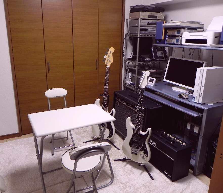 N.G.S Rock Guitar/Bass教室