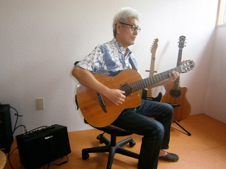 メロディーギター教室 熊木