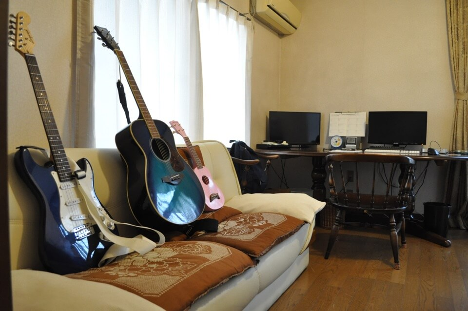 松浦佳也ギター教室