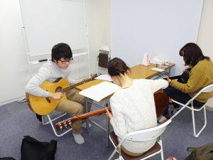 住吉ギター教室