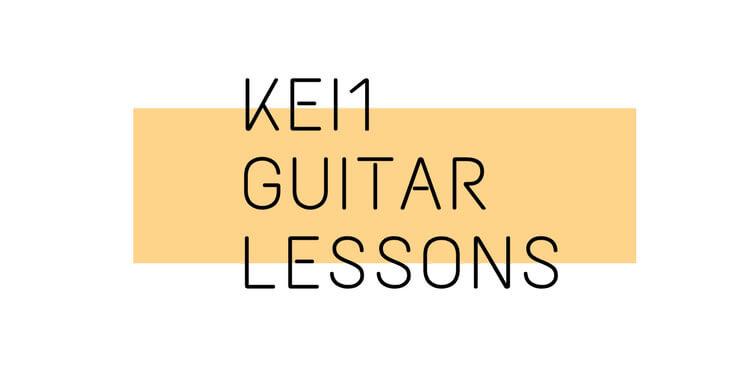 東京中野のギター教室 by Kei1 GUITAR LESSONS