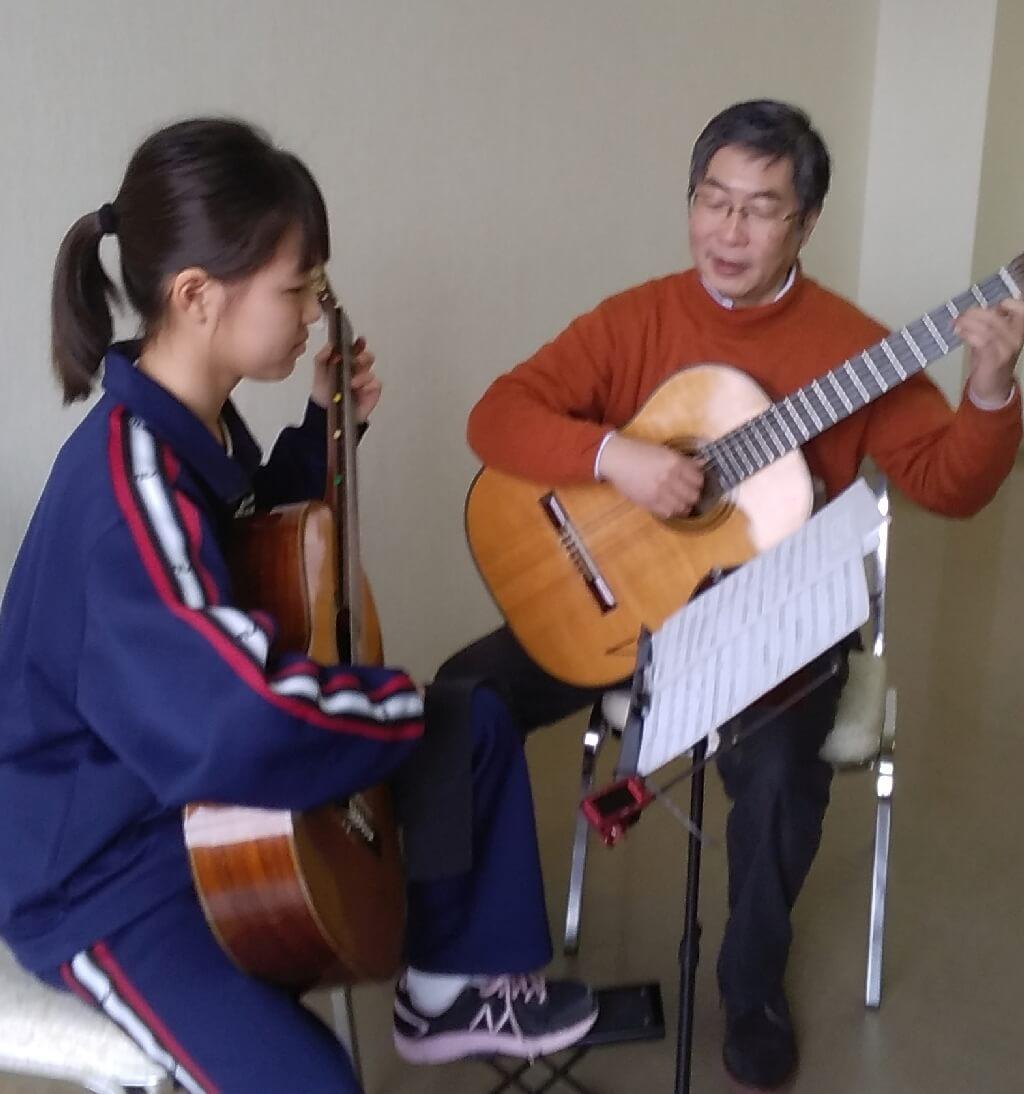 """下関ギター教室""""中野ギタースタジオ"""""""
