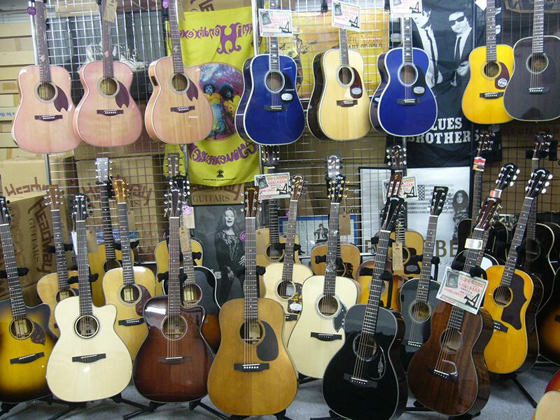 音楽屋ファンハウス ギター教室