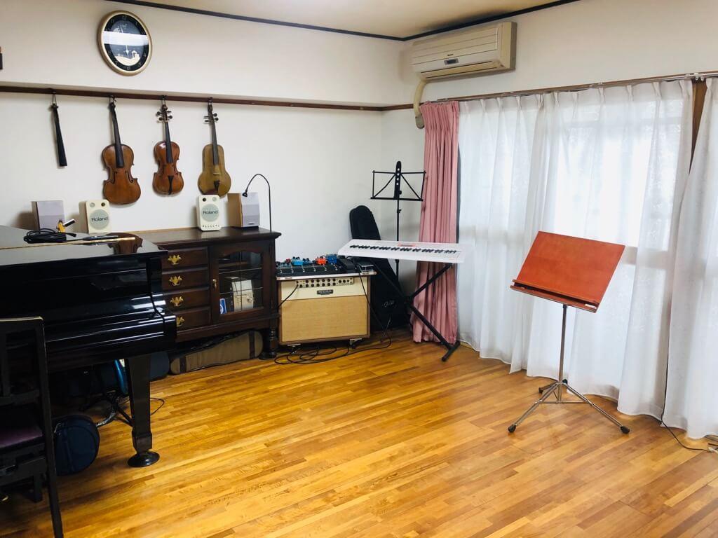 愛宕橋音楽教室