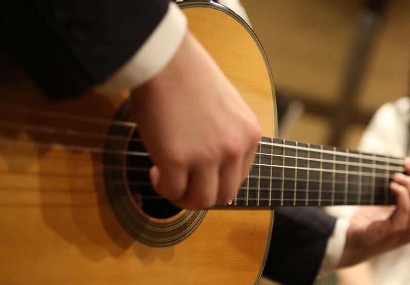 柏柳 ギター&ウクレレ教室
